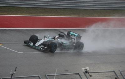 В США из-за непогоды в очередной раз перенесли квалификацию Формулы-1