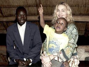 Мадонна усыновит еще одного ребенка из Африки