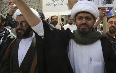 Нападение на мечеть в Саудовской Аравии: двое погибших