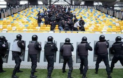 МВД против своего возвращения на футбольные стадионы