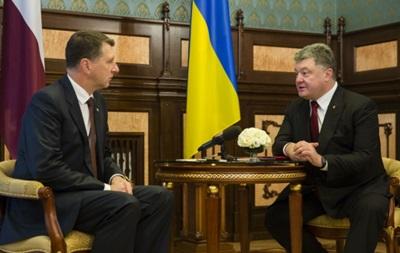 Президент Латвии: Мы никогда не признаем аннексию Крыма