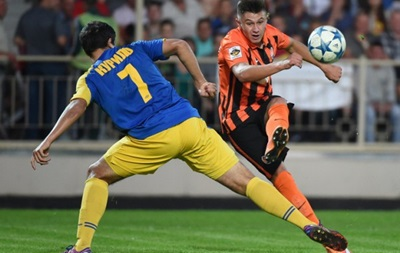 Шахтер - Тернополь 4:0 Онлайн трансляция матча Кубка Украины