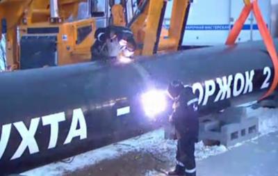 Началась постройка газопровода в обход Украины