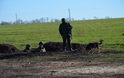 Военные заявили об обстреле в Донецкой области