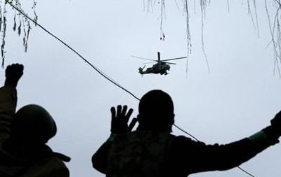 12 человек погибли при крушении вертолета в Ливии