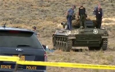 В Орегоне взорвался танк времен Второй мировой, есть жертвы