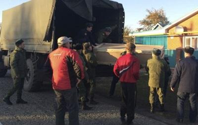 На Кубани похоронят погибшего в Сирии российского солдата