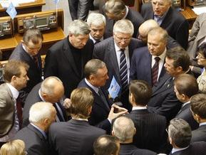 ПР зарегистрировала новые законопроекты о соцстандартах и пообещала не блокировать Раду