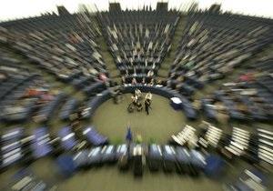 В здании Европарламента обрушился потолок