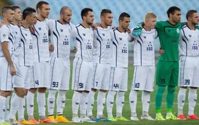 Сталь с помощью пенальти сумела пройти перволиговый Горняк в Кубке Украины