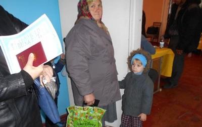 Жители Донбасса получат детские продуктовые наборы