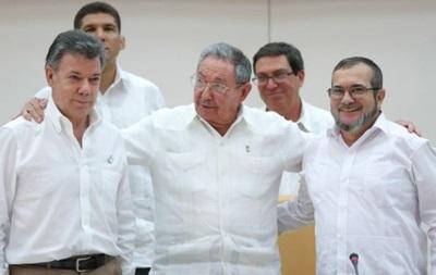 Президент Колумбии предлагает повстанцам перемирие