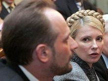 Губернаторов снова не пустили к Тимошенко