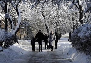 Гидрометцентр: Самый холодный период зимы в Украине - позади