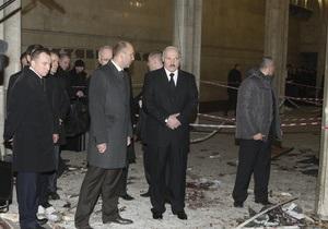 Лукашенко назвал причиной теракта в минском метро избыток демократии