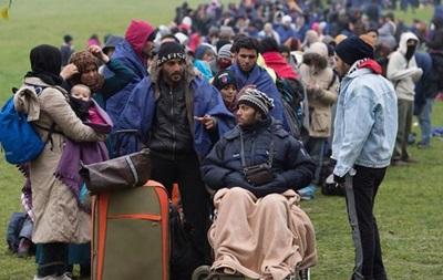 На границе ФРГ с Австрией установят пропускные посты для беженцев
