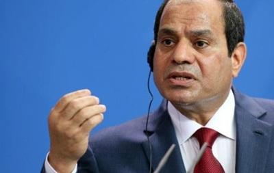 Лидер Египта обвинил в разжигании конфликтов  религиозных сектантов
