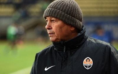 Луческу: Крупный счет в матче с Зарей не отражает событий на поле