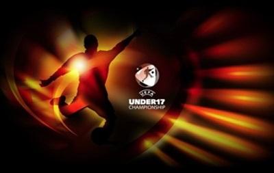 U-17: Украина с первого места выходит в элит-раунд чемпионата Европы