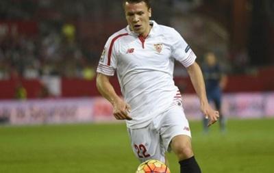 Коноплянка стал лучшим в составе Севильи в матче против Вильярреала