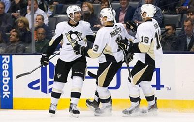 NHL: Сухая победа Питтсбурга, поражения Флориды и Миннесоты в овертаймах