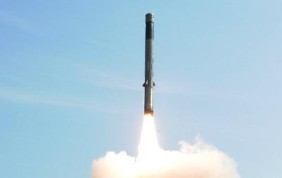 Индия успешно испытала сверхзвуковую ракету