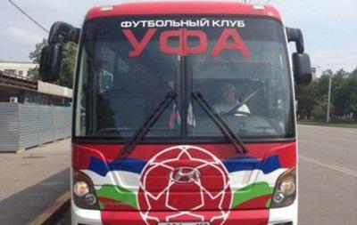 Автобус с командой украинца загорелся в Москве по пути в аэропорт