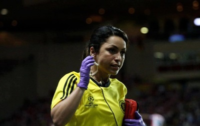 Ева Карнейро подаст в суд лично на Жозе Моуринью