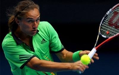 Украинец Долгополов стартовал с победы на турнире в Париже