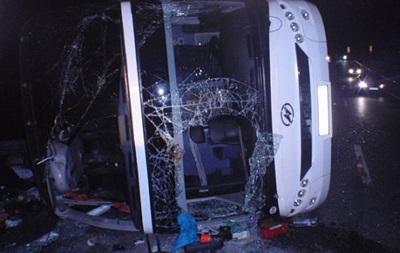 ДТП с автобусом в России: погибли семь человек