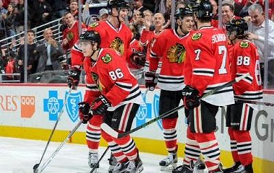 NHL: Победы Чикаго и Ванкувера, поражение Далласа