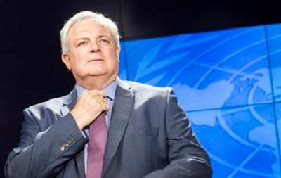 Заместитель генсека ООН прибыл в Донецк