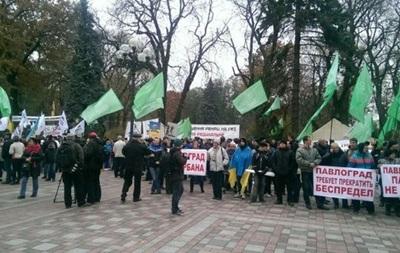 Митинги в центре Киева: милиция усилила меры безопасности