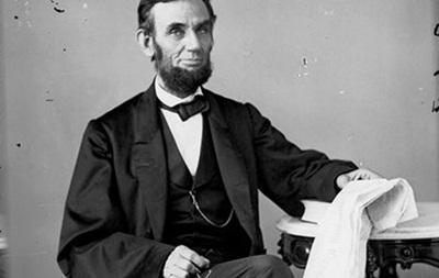 Автограф Линкольна ушел с молотка более чем за два миллиона долларов