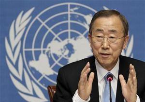 В Сирию прибыли представители ООН