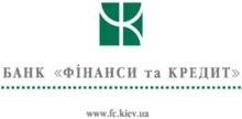 Финансовый результат работы Банка «Финансы и Кредит» в первом полугодии  2008 года составил 98,4 млн. грн.