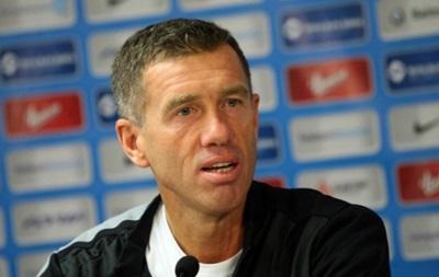 Тренер сборной Словении: В матчах с Украиной у нас будут шансы