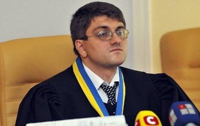 Судью, приговорившего Тимошенко, уволили