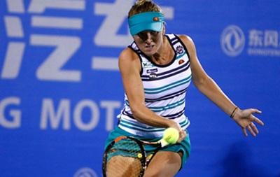 Свитолина не смогла пробиться в финал турнира в Китае