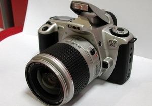 Canon запустила облачное хранилище для фотографий