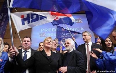 Выборы в Хорватии проходят без явного фаворита