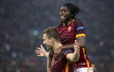 Рома одержала победу в римском дерби