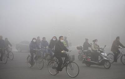 Воздушный апокалипсис. В Китае рекордное загрязнение воздуха