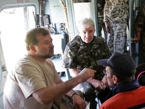 Пилота Балоги оштрафовали на 1200 гривен