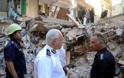 В Египте обрушились два дома, погибли десять человек