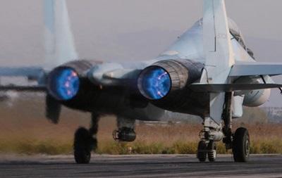Авиация РФ понизила интенсивность вылетов в Сирии