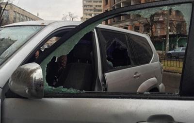 В Киеве произошло разбойное нападение со стрельбой