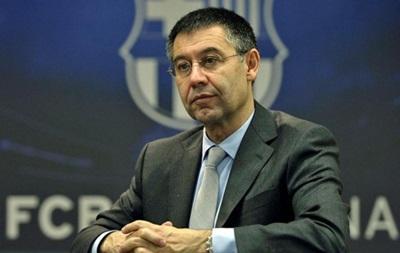 Президент Барселоны: Надеемся, что Месси поможет нам в матче с Реалом
