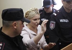 Турчинов рассказал о медосмотре Тимошенко в Печерском суде