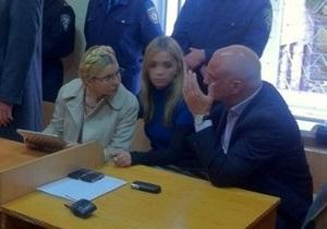 Муж Тимошенко подал документы на регистрацию международной организации Батьківщина